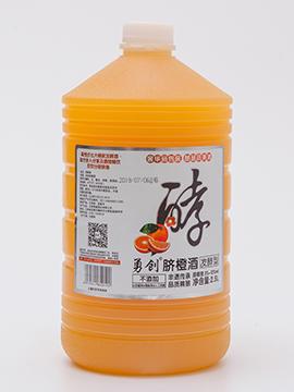 2.5L 脐橙酒