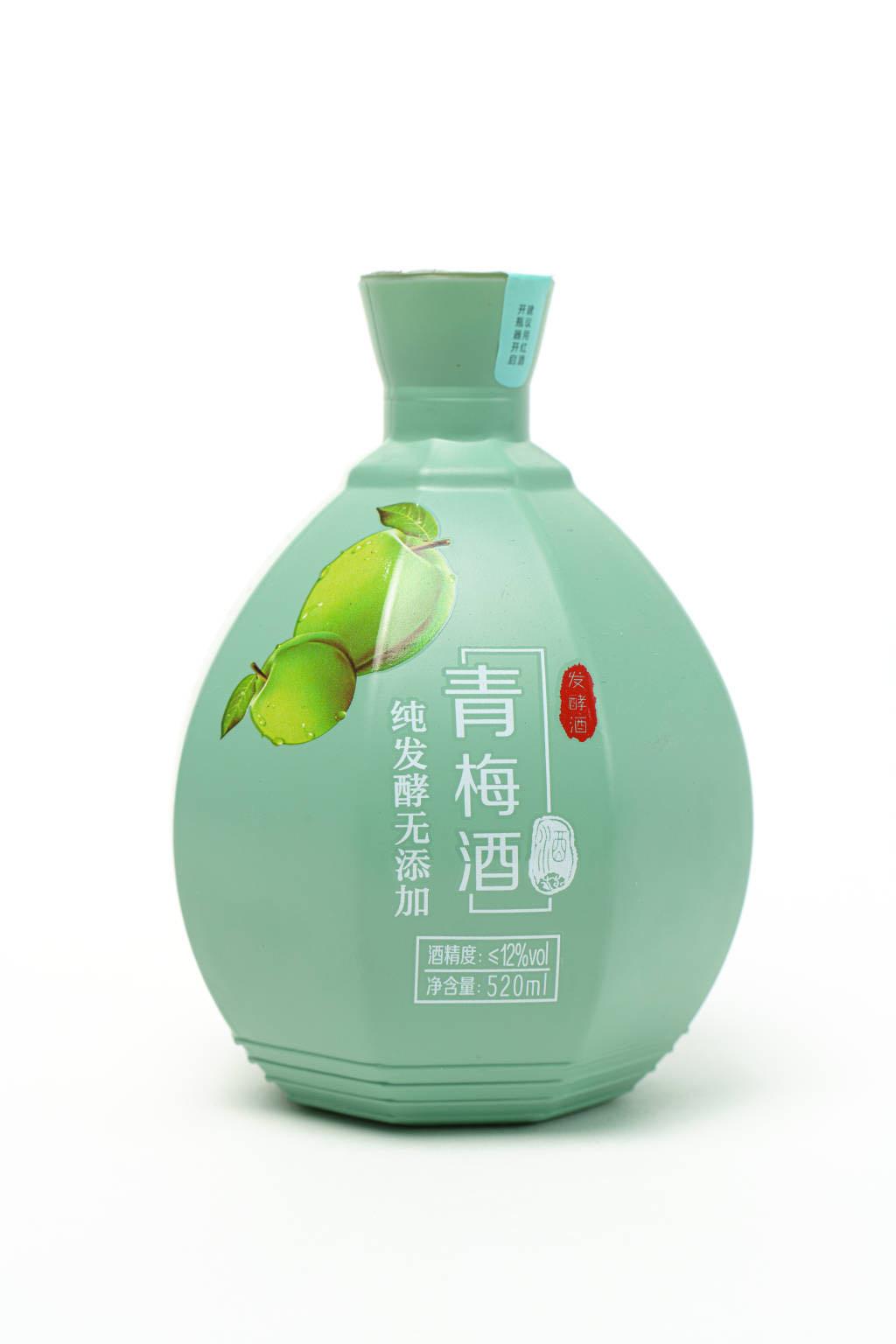 520ML 青梅酒